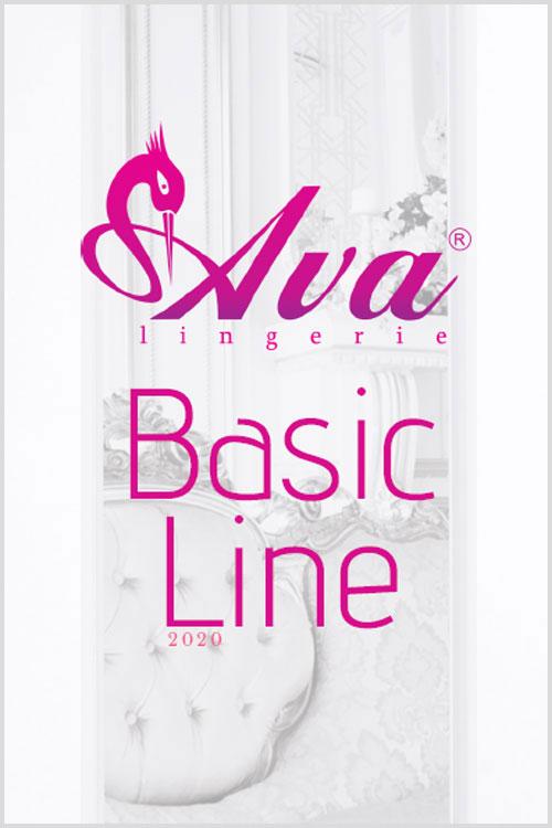 Ava Lingerie - katalog kolekcja bazowa 2020