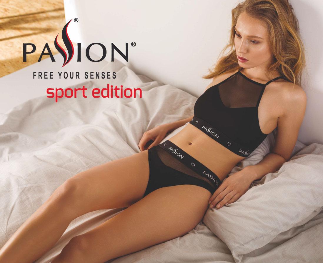 Passion - katalog kolekcja sportowa
