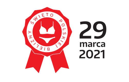 Logo Święta Polskiej Bielizny 2021